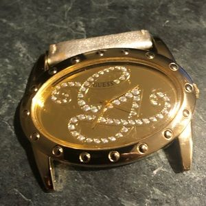 LOOK! Guess Watch Face, Gorgeous!WILL BE YOUR FAV!